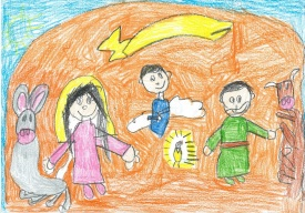 tarjeta-navidad-infantil-thiago-lacoma-carreiro-4-anos-a