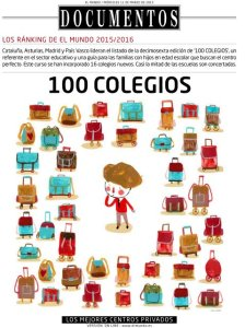 100 mejores colegios 2015