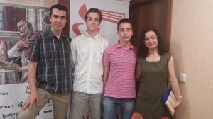 Certamen FAGAPA ganadores 2015